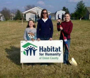 Uninon County Habitat 2nd Home Build